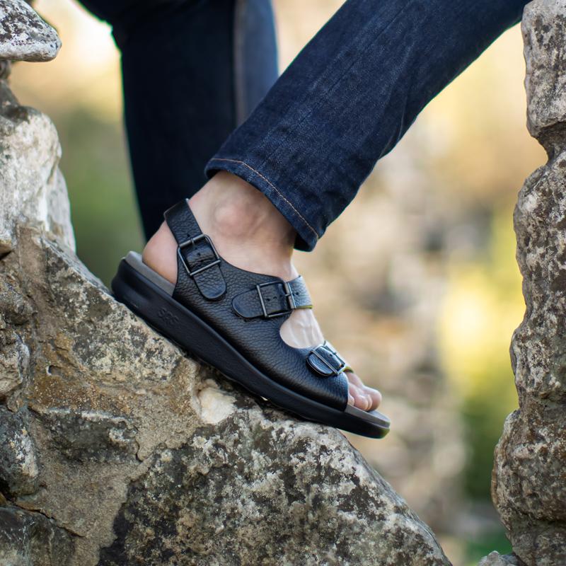 Bravo Heel Strap Sandal