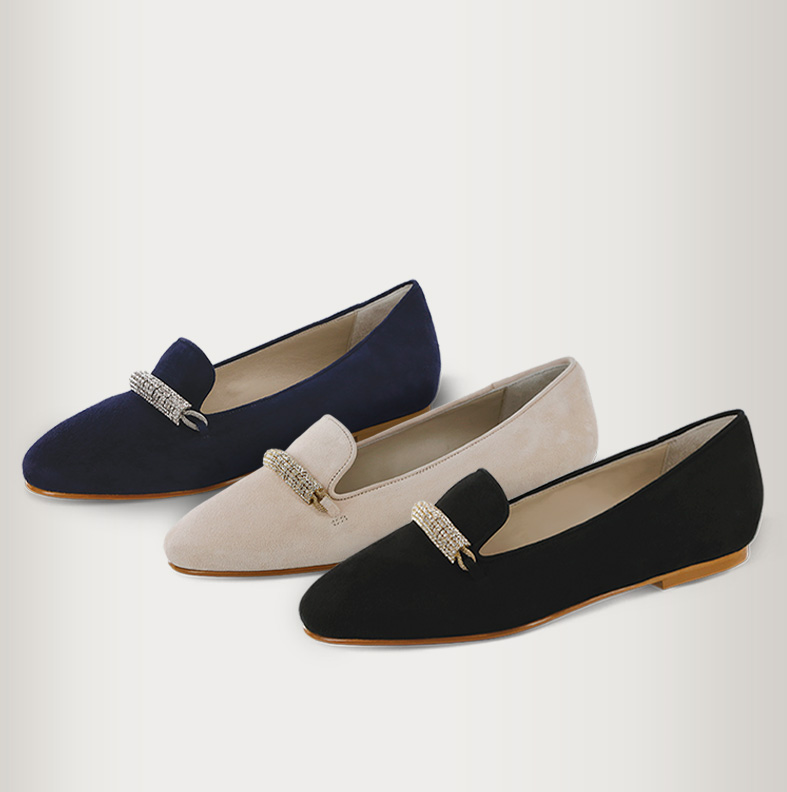 Nicolette Slip On Loafer